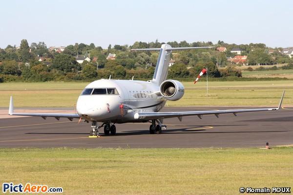 Canadair CL-600-2B16 Challenger 605 (Orion (Malta))