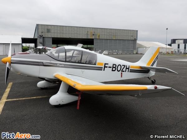 Jodel DR-221 Dauphin (Aeroclub Marcel Dassault Provence)