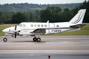 Beechcraft A100 King Air (F-GEXV)