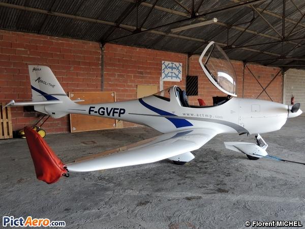 Aquila AT-01 (Aéroclub de Toulouse Midi-Pyrénées)