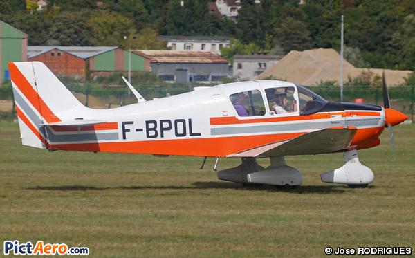 Jodel DR-253 Regent (Aero Club de Mantes)