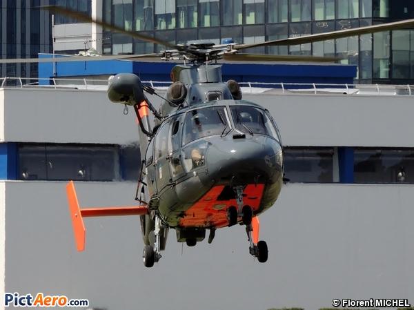 Aérospatiale SA-365N-1 Dauphin (France - Navy)