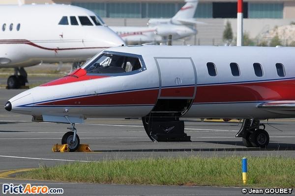 Learjet 25B (Veridian Flight Research)