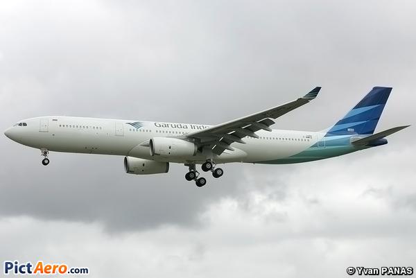 Airbus A330-343X (Garuda Indonesia)