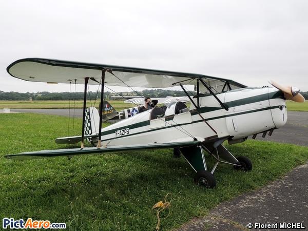 Bücker CASA Bu-1131 E Jungmann (Association pour un Bucker Toulousain)