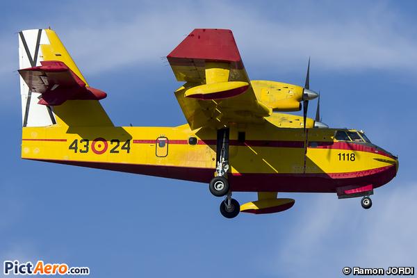 CL-415 (Spain - Air Force)