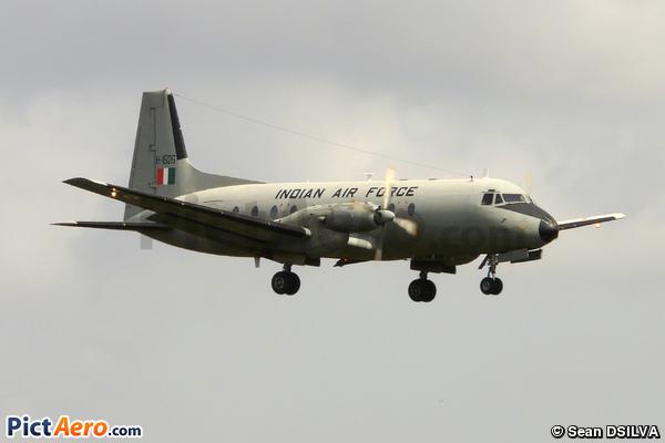Hindustan HAL-748 (India - Air Force)