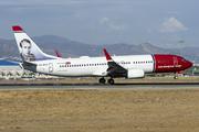 Boeing 737-8JP (LN-DYC)