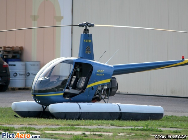 Robinson R-22 Mariner (Héli Securité - Helicopter Airline)