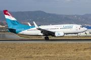 Boeing 737-7C9/W (LX-LGS)