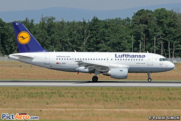 Airbus A319-112 (Lufthansa)
