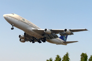 Boeing 747-368 (HZ-AIN)