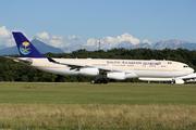 Airbus A340-213 (HZ-HMS2)