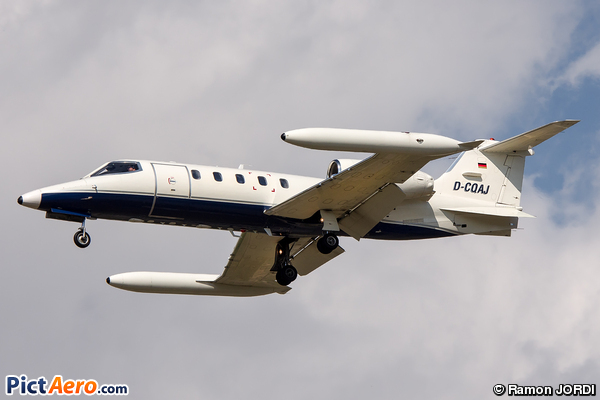 Gates Learjet 35A (Quick Air Charter)