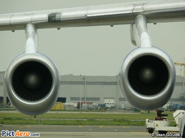 BAe 146-200 (Brussels Airlines)