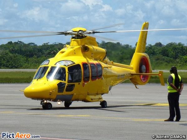 Eurocopter EC-155 B1 (Noordzee Helikopters Vlaanderen (NHV))