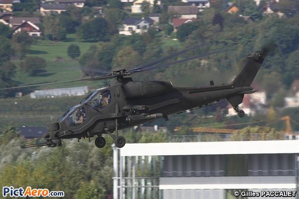 Agusta A-129C Mangusta (Italy - Army)