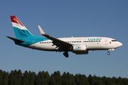 Boeing 737-7C9/W (LX-LGR)