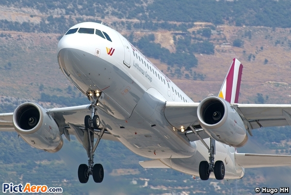 Airbus A319-132 (Germanwings)