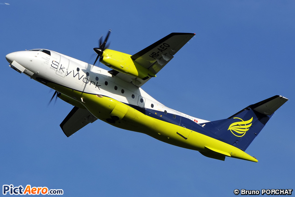 Dornier Do-328-100 (Sky Work)