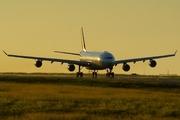 Airbus A340-313X - 3B-NBJ