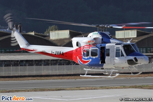 Bell 412 EP (Airgreen)