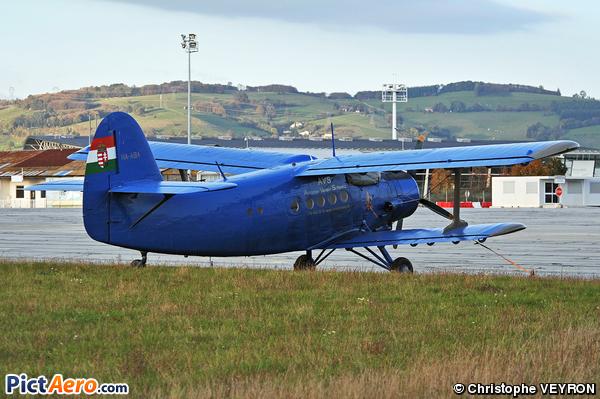 Antonov An-2 (Antonov Verein Switzerland)