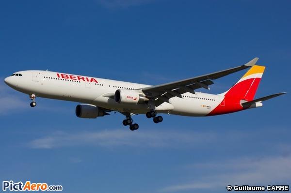 Airbus A330-302 (Iberia)
