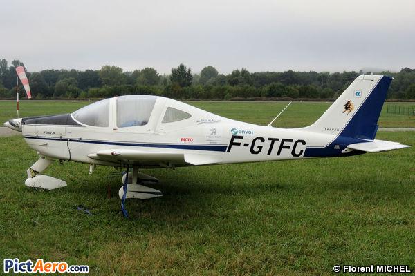 Tecnam P-2002 JF (Les Ailes Toulousaines)