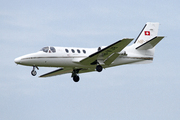 Cessna 501 Citation Mustang I SP (HB-VJB)