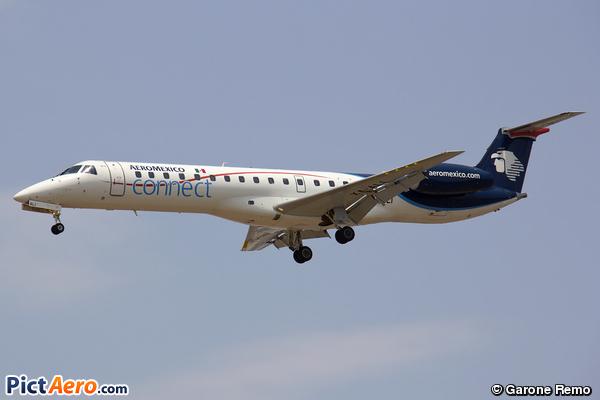 Embraer ERJ-145LR (AeroMexico Connect)