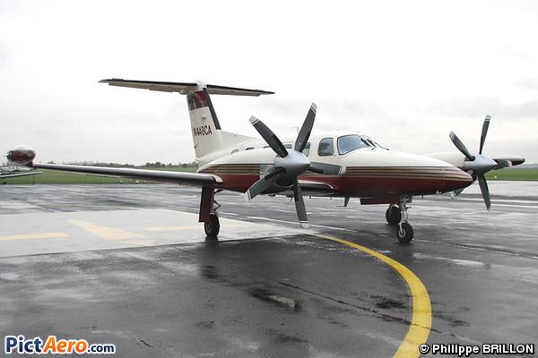 Piper PA-42-1000 Cheyenne 400LS (Tango-Lima Aviation LLC)