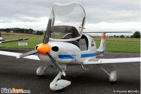 Diamond DA-40D Star TDI (Direction Générale de l'Aviation Civile (DGAC))