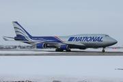 Boeing 747-428(BCF) (N919CA)
