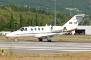 Cessna 525 CitationJet (HB-VPI)