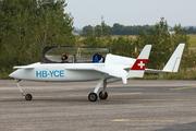 Rutan 33 VariEze (HB-YCE)