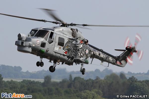 Westland WG-13 Lynx HMA8DSP (United Kingdom - Royal Navy)