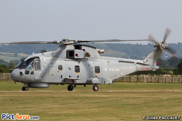 EH-101 Merlin HM1 Mk111 (United Kingdom - Royal Navy)