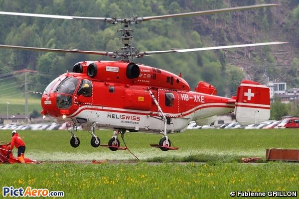 Kamov Ka-32A12 (Heliswiss International)