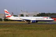 Embraer ERJ-190SR (G-LCYP)