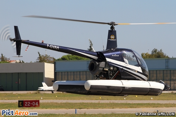 Robinson R-22 Mariner (Azur Hélicoptère SARL)