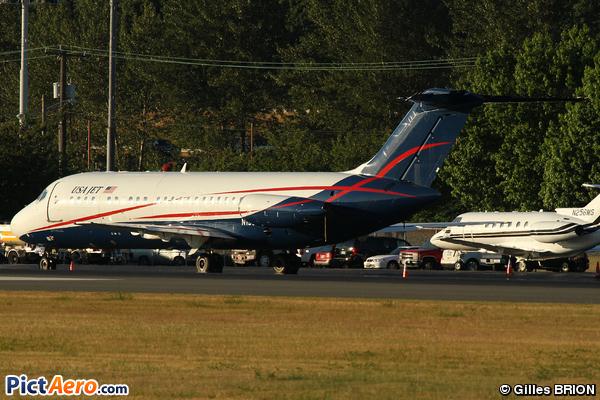 MCDONNELL-DOUGLAS DC-9-15RC (USA Jet Airlines)