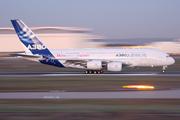 Airbus A380-861 - F-WWDD