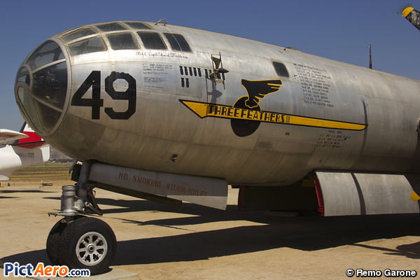 Boeing B-29A Superfortress (United States - US Air Force (USAF))