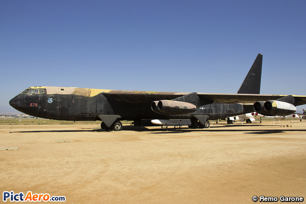 Boeing B-52D Stratofortress (United States - US Air Force (USAF))