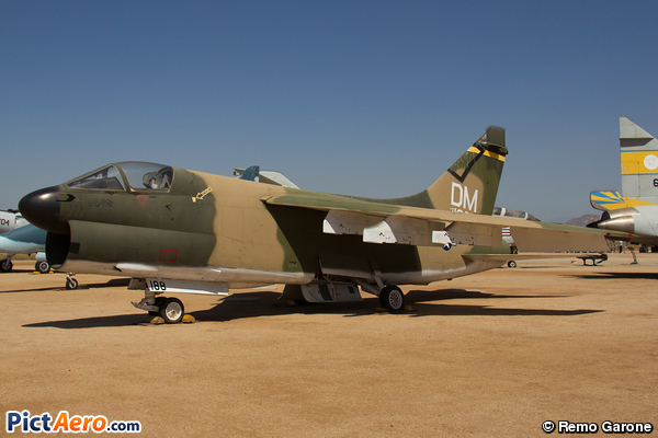 Vought A-7D Corsair II (United States - US Air Force (USAF))