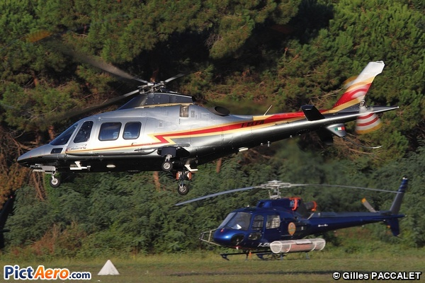 Agusta A-109S Grand (HoverFly)