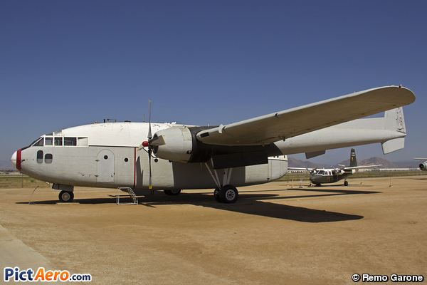 Fairchild C-119G Flying Boxcar (Private / Privé)