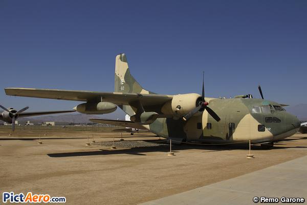 Fairchild C-123K Provider (United States - US Air Force (USAF))