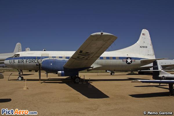 Convair VC-131D Samaritan (United States - US Air Force (USAF))
